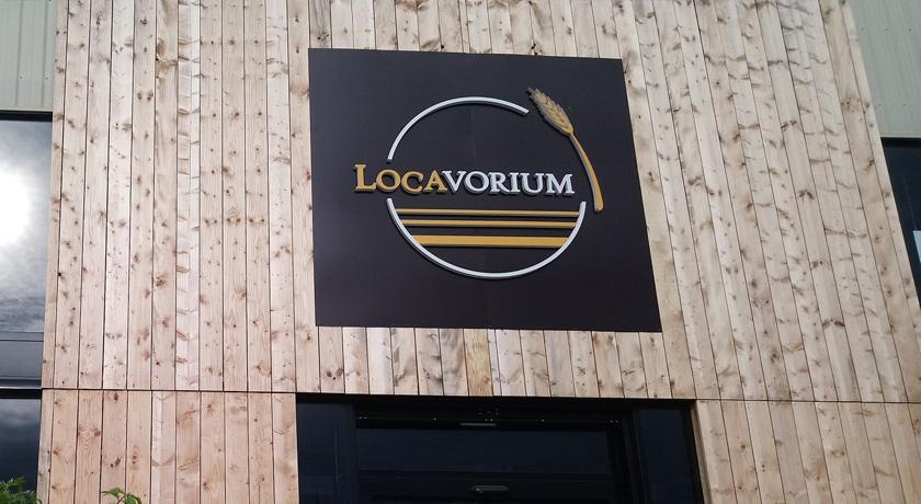 Facade locavorium frejorgues