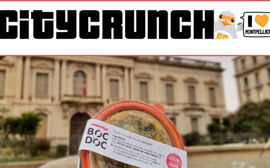 Montpellier City Crunch