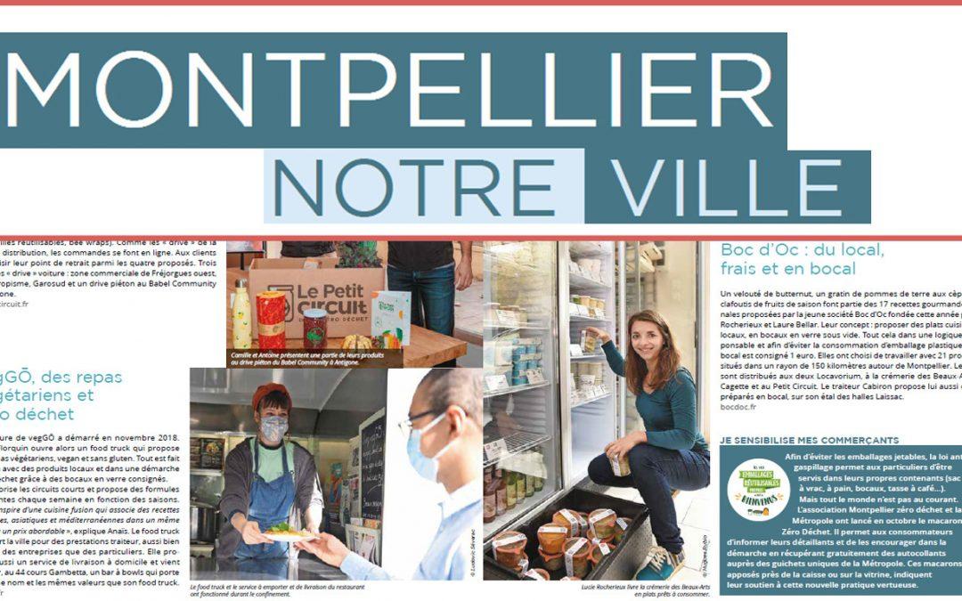 Montpellier notre Ville